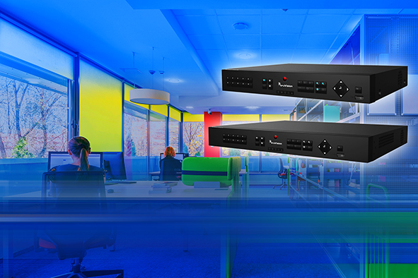 Enregistreur réseau TruVision TVN11