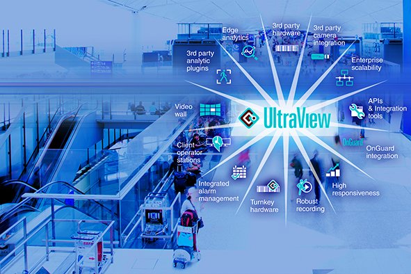 UltraView Enterprise Video Platform 6.0
