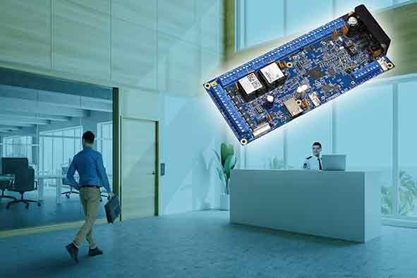 CDC4 door controller