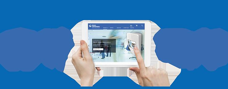 ¡Nuestro negocio electrónico online!
