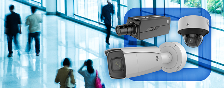 Discover the new TruVision S7 IP cameras