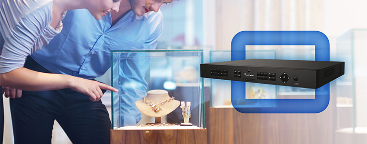 Discover the new TVR 16 recorders by TruVision