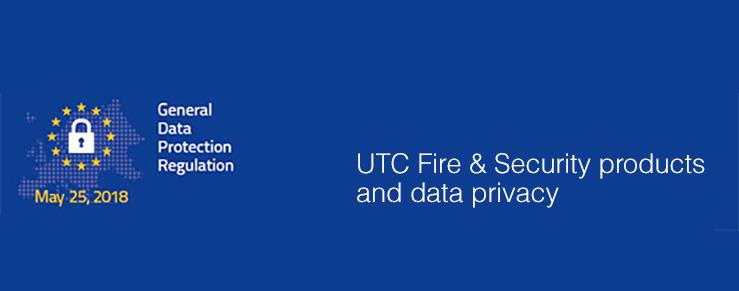 Nuestros productos y la protección de datos