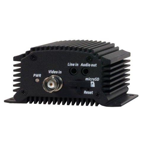 Encoders H.265 IP TruVision image