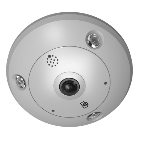 TruVision 360° IP cameras image