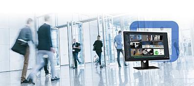 Solution TruVision pour le comptage de personnes en temps réel