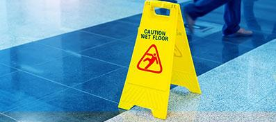Slip, fall and aggression lawsuits