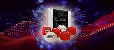 Système de détection incendie sans fil SmartCell