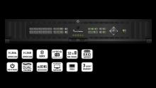Registratori ibridi 32 canali serie TVR46  image
