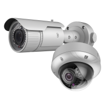 TruVision Series 3 motorized cameras image