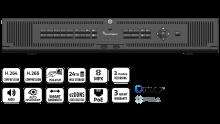 TVN22S 8ch IP recorder series