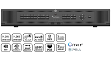 TVN22 8ch IP recorder series