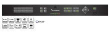 TVN11 16ch IP recorder series, with PoE ports image