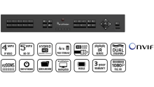 TVR15 4ch HD-TVI recorder series