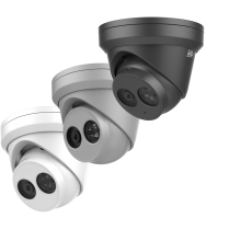 S6 fixed lens IP turret cameras